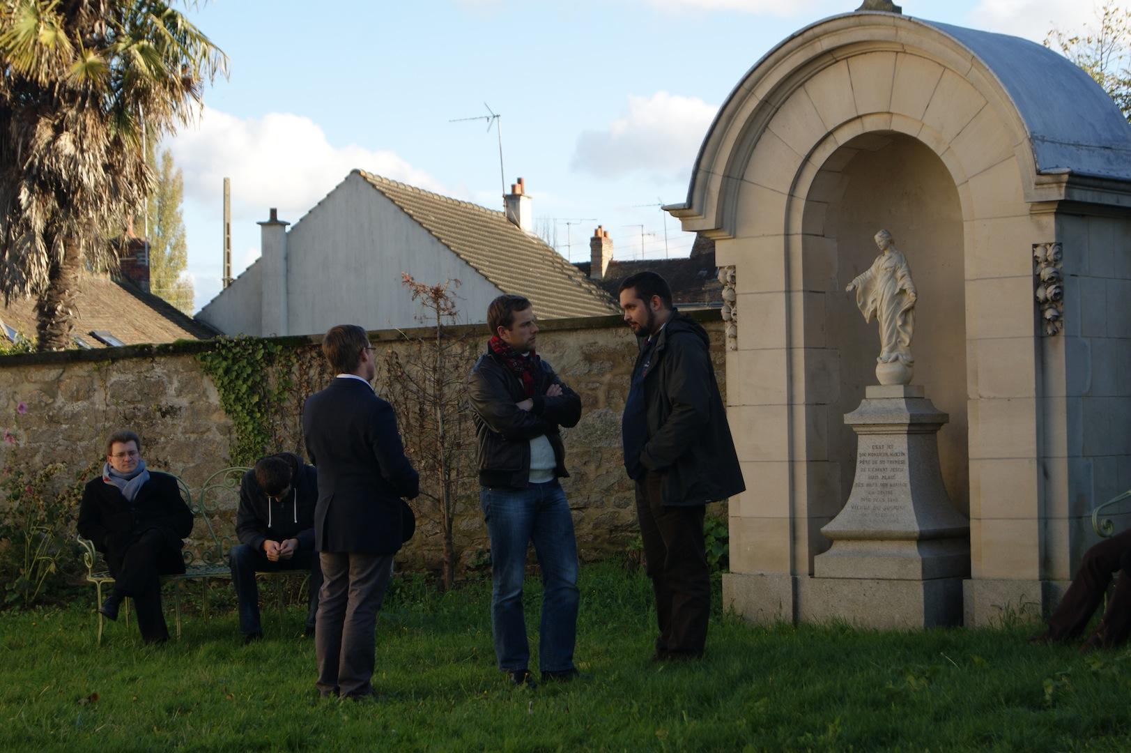 Sur les pas de Sainte Thérèse et des Bienheureux Louis et Zélie Martin à Alençon